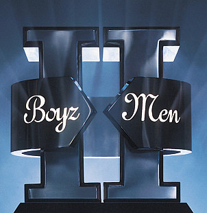 Boyz II Men ‎ (II) 1994. (2LP). 12. Vinyl. Пластинки. Holland. S/S. Запечатанное.