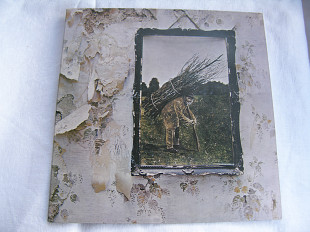 "Led Zeppelin ‎ ""Led Zeppelin IV"" 1971 1st-UK press"