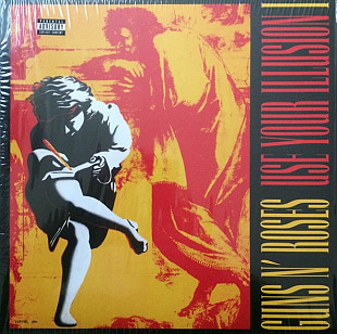 Guns N' Roses - Use Your Illusion I (1991 - 2016) (2xLP) S/S