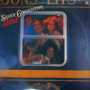 SILVER CONVENTION Love In A Sleeper 1978 USA Midsong EX\NM-
