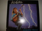 LARRY CARTON-Strikes twice-1980 USA Fusion, Jazz-Rock