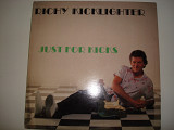 RICHY KICKLIGHER-Just for kicks 1988 Smooth Jazz, Jazz-Rock