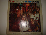 BLUES IMAGE-Red & White 1970 USA Blues Rock, Psychedelic Rock