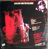 Jo Jo Zep and the Falcons – Takin' thewraps off (2LP(1980)(made in Netherlands)