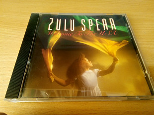 ZULU SPEAR - Welcome To The USA