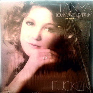 Tanya Tucker – Lovin' And Learnin' MCA 2177 US ex+\ex+ в пленке 1976