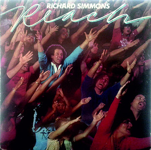 Richard Simmons - Reach Elektra E1 60122F US ex\ex+ 1982 GF