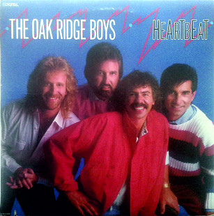 The Oak Ridge Boys - Heartbeat MCA 42036 716 US ex\ex 1987