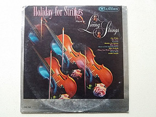 Living Strings–Holiday For Strings