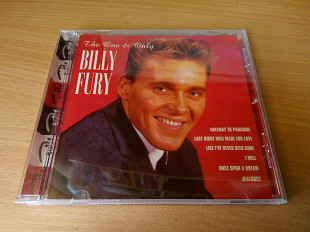 BILLY FURY - The One & Only