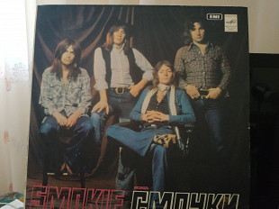 Смоуки Smokie lp