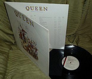 "45 12"" Queen The Show Must Go On 1991 Parlophone UK 12Q19 M / NM"