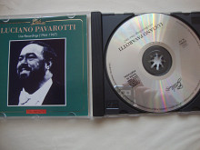 LUCIANO PAVAROTTI LIVE RECORDING 1964-1967 MADE IN PORTUGAL