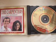 THE CARPENTERS ONLY YESTERDAY MADE IN UK