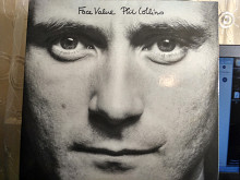 PHIL COLLINS FACE VOLUE винил