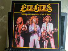 The Bee Gees Their Most Beaautiful Love Songs винил