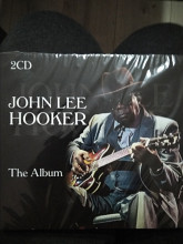 Cd John Lee Hooker