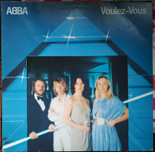 Пластинка Abba - Voulez-Vous (1979, Polydor, Holland)