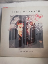 CHRIS de burgh power of ten(редкая)