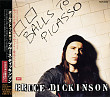 Bruce Dickinson –Balls to Picasso