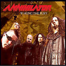 Annihilator- Waking the Fury