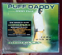 PUFF DADDY - godzilla soundtrack(single)
