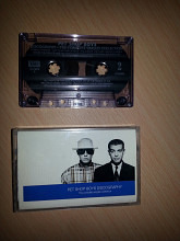 Pet Shop Boys -Discography -The complete Singles colllection