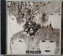 CD The Beatles - Revolver (1966, EMI Parlophone)