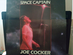 JOE COCCER ''SPACE CAPTAIN''LP