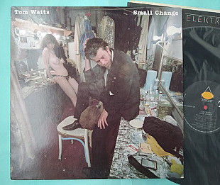 Tom Waits - Small Change , 1976 / Asylum 7E-1078 , usa , m-/m-