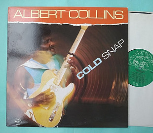 Albert Collins - Cold Snap 1986 /Alligator – AL 4752 , usa , m/m-
