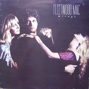 Fleetwood Mac ‎ (Mirage) 1982. (LP). 12. Vinyl. Пластинка. UK.
