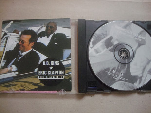 B.B. KING / ERIC CLAPTON RIDING WITH THE KING