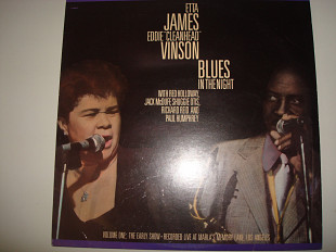 ETTA JAMES EDDIE CLEANHEAD VINSON-Blues In The Night - Volume One The Early Show 1986 USA