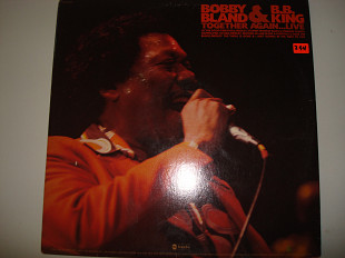 BOBBY BLAND & B.B.KING-Together again...live 1976 USA Funk / Soul, Blues