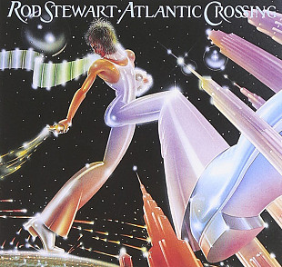 "Продам CD Rod Stewart ""Atlantic Crossing"" – 1975"