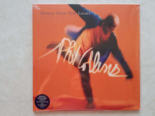 AUDIOPHILE VINYL !!! PHIL COLLINS ( GENESIS ) DANCE INTO THE LIGHT