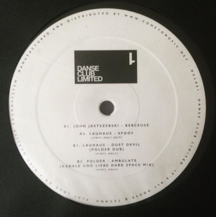 Various ‎– Danse Club Limited 1 - DJ VINYL