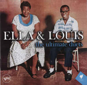 Продам фирменный CD Ella & Louis - The Ultimate Duets - 2007 - 2 × CD, Compilation - Verve Records ‎