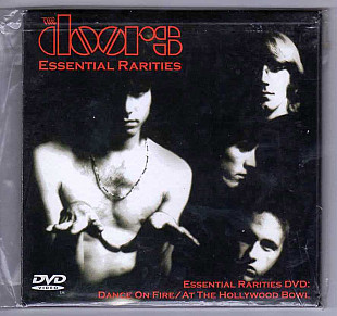 The Doors 2005 - Essential Rarities/Dance On Fire/At The Hollywood Bowl (CD+DVD, digipack)