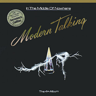 Modern Talking - In The Middle Of Nowhere (1986) NM/NM