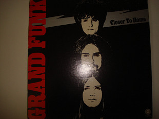 GRAND FUNK-Closer to home 1970 USA Hard Rock, Blues Rock