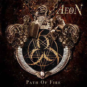 Продам фирменный CD Aeon - 2010 - Path of fire - Metal Blade - EU - seal