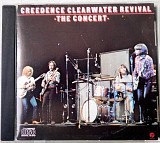 Фирменный компакт-диск (CD) Creedence Clearwater Revival ‎– The Concert
