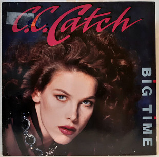 C.C. Catch (Big Time) 1989. (LP). 12. Vinyl. Пластинка. Germany.