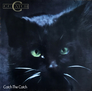 C.C. Catch ‎ (Catch The Catch) 1986. (LP). 12. Vinyl. Пластинка. Germany.
