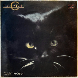 C.C. Catch (Catch The Catch) 1986. (LP). 12. Vinyl. Пластинка. Bulgaria