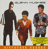 Glenn Hughes ‎– Different Stages - The Best Of 2CD