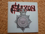 Saxon ‎– Strong Arm Of The Law (France) EX/VG