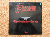 Saxon ‎– The Eagle Has Landed (Live) France